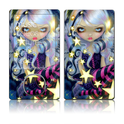 Zune 80/120GB Skin - Angel Starlight