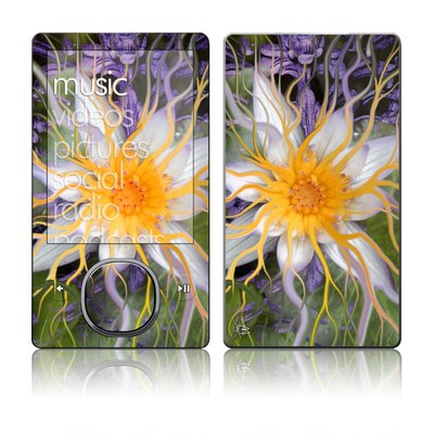 Zune 80/120GB Skin - Bali Dream Flower