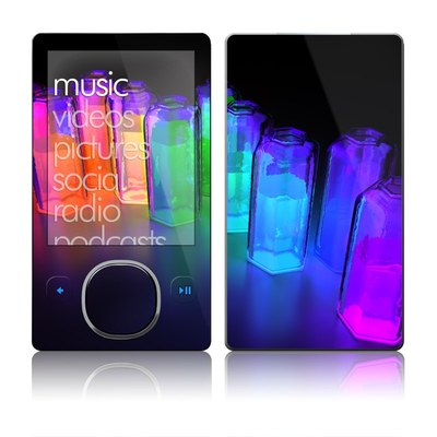 Zune 80/120GB Skin - Dispersion