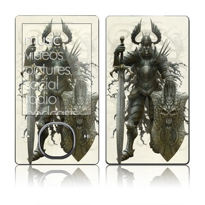 Zune 80/120GB Skin - Dark Knight