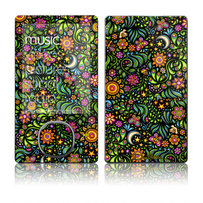 Zune 80/120GB Skin - Nature Ditzy