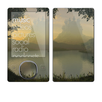 Zune 80/120GB Skin - Once Upon A Time