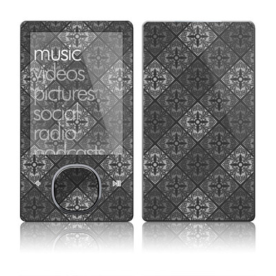 Zune 80/120GB Skin - Tungsten