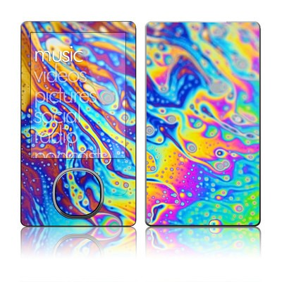Zune 80/120GB Skin - World of Soap