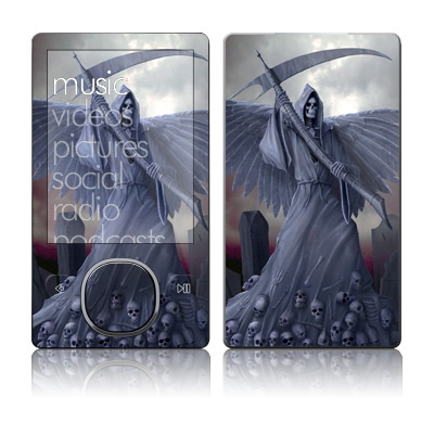 Zune 80/120GB Skin - Death on Hold