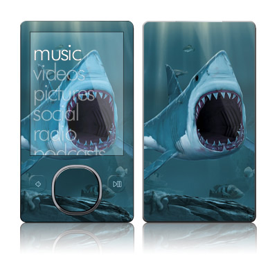 Zune 80/120GB Skin - Great White