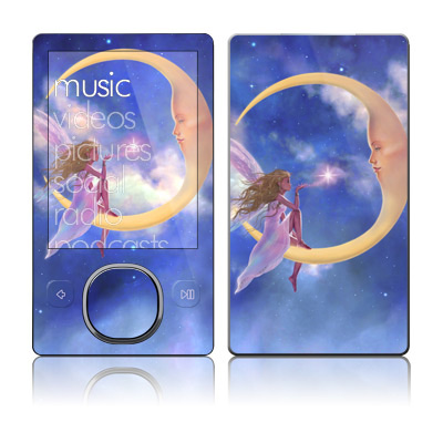 Zune 80/120GB Skin - Star Kiss
