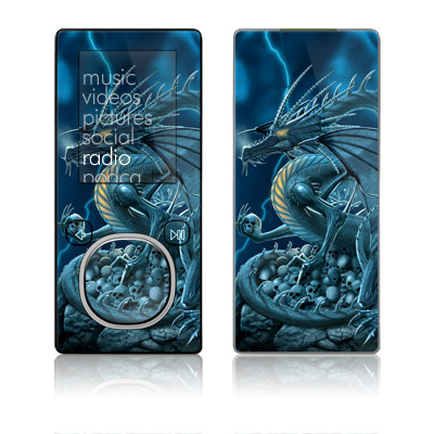 Zune 4GB/8GB Skin - Abolisher