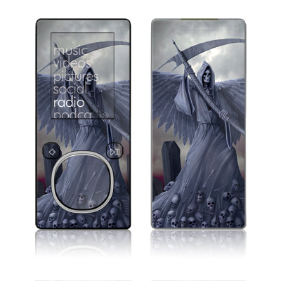 Zune 4GB/8GB Skin - Death on Hold