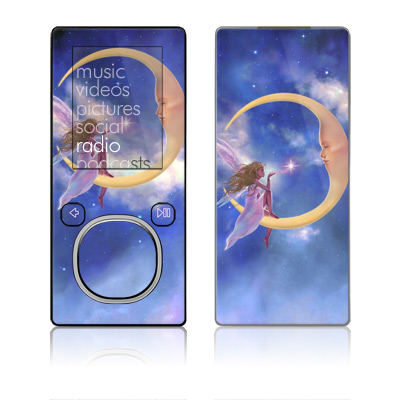 Zune 4GB/8GB Skin - Star Kiss