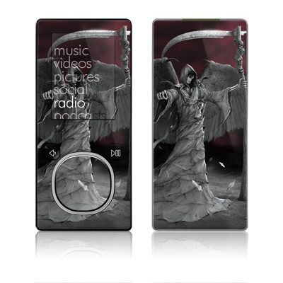 Zune 4GB/8GB Skin - Time is Up