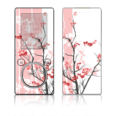 Zune 4GB/8GB Skin - Pink Tranquility