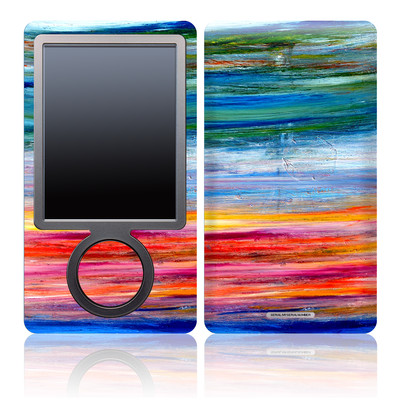 Zune 30GB Skin - Waterfall