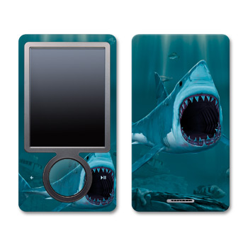 Zune Skin - Great White